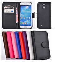 For Samsung Leather White Flip Wallet PU Leather Cover Case Cases With Card Slots For iphone 5 5s 5C 4 4s samsung galaxy S2 S3 S4 Note 2 note 3 wallet case