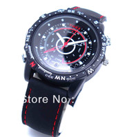 2G Mini YES 100% real 8GB Hot sell Waterproof Watch Hidden Digital Video Camera 1280x960 AVI Mini Camcorder DVR without box free shipping