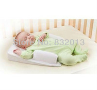 Wholesale Sassy Pillows - New Arrival ! Sassy Baby Infant Soft Sleeping Pad Pillow Crib Bed Pillow Shape Anti Stand Up Tunai Pillow Spits ultimate vent