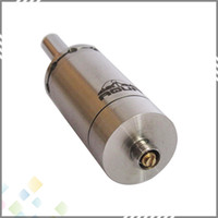 Wholesale Huge Vapor AQUA Tank Air Control Aqua SS Atomizer Clone Electronic cigarette Cartomizer DHL Free