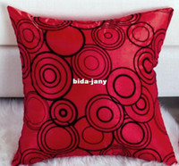 Wholesale Factory cheap pillow cover Water rhyme series sofa cushion cover cushion for kids