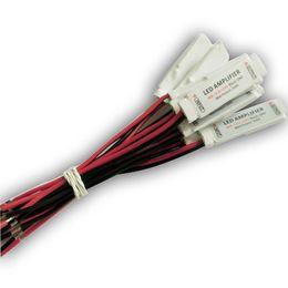 30PCS Slim Mini RGB LED Strip Light Amplifier Signal Repeater for more than 100meter SMD5050 RGB LED Strip Light