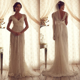 Buy Detachable Anna Campbell Wedding Dresses Online From