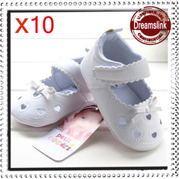 Wholesale - Baby Girls Shoes 2014 White Spring Kids Dress Shoes Children Princess Shoes Toddle infant shoes baby first walking spring shoes