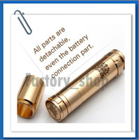 Electronic Cigarette Battery  Newest brass chi you clone mod original chi you mod chi-you mod chiyou clone with good quality wax vaporizer pen chiyou mod