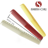 Wholesale The the salon dedicated barber comb density teeth anti static high temperature21 CM YS335 Smith Chu Free Freight