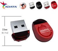 Wholesale ADATA UD310 GB GB GB ADATA UD310 Black Mini Nano Tiny GB GB GB USB Flash Pen A DATA UD USB Stick Drive Ultrabook Red