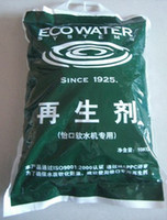 Wholesale Eco recycling agent water softener salt regeneration agent eco water softener salt regeneration salt