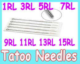 Wholesale Best Quality Sterile Tattoo Needle Needles Assorted For Tattoo Gun Ink Kits