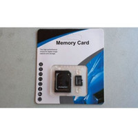 TransFlash Cards blister packaging - 32GB Class TF Memory Card SD Card C10 GB TF Card With SD Adapter Blister Reatail Packaging Day DHL Dispatch