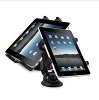 Wholesale Soonsell Cradle Bracket Clip Car Holder for Ipad for tablet pc gps For back on car drop shipping B117