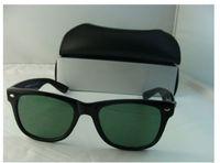 Acrylic black sunglasses - Sunglasses Black Frame Green Lens Sun glasses Metal hinge Sunglasses Men s Sunglasses Women s glasses unisex