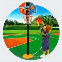 Cheap Mini indoor myvatn 115cm sportswear base mount basketlike basketball pump full set