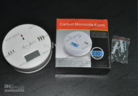 Wholesale LLFA4397 Home Security Safety CO Gas Carbon Monoxide Alarm Detector CE Rohs EN50291 retail box