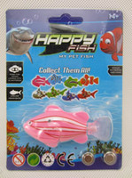 Wholesale robot fish toy swimming electronic fish robo happy fish toy