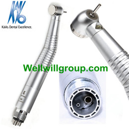 Wholesale Original KAVO High Speed LED E generator hole Handpiece compatible with Brizal Unik