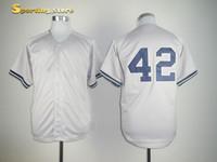 Wholesale Road Jerseys Yankees Discount Baseball Jersey Fashion Baseball Jerseys New Embroidery Teams Jerseys Stripe Baseball Jerseys