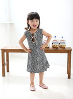 2014 Baby Beach Dress Fashion Child Beachwear Summer Suspend...