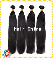 Wholesale Hair China Queen Hair Products brazilian straight brazilian virgin hair mixed length soft human hair extenions DHL free shipp