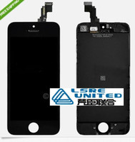 For iPhone 5C complete LCD screen with glass digitizer touch...