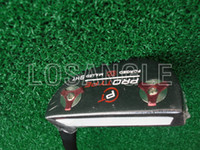 Putter Left Handed R 2013 Pro Type Forged Milled 9HT Golf Putter With Steel Shaft, Golf Club Grip Head Cover