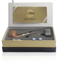 Brand new E- pipe 618 Health Smoking Pipe Electronic Cigarett...