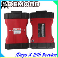 Wholesale 2014 Newest Ford VCM II IDS V86 OEM Level Diagnostic Tool support ford vehicles OBD2 Scanner Best Quality