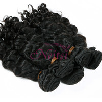"Brazilian Hair Deep Wave 5A Grade, Top Quality Virgin Remy Hair Brazilian Virgin Human Hair Extension New 2014 12""-30"" 5a Unprocessed Deep Wave 1pc lot Brazilian Hair Weave Bundles"