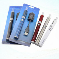 Electronic Cigarette EVOD Twist Ego Battery and MT3 EVOD Ato...