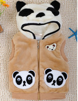 Waistcoat Girl Winter free shipping 2014 children coat girls coat jacket vest Korean children Outwear Waistcoat