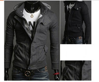 Wholesale W04 Men s Cotton Outwear Coat Men s Jacket boy s Ouwear Coat largest size XXXL