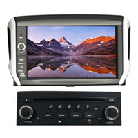 Wholesale Android car dvd player inch in Dash Car DVD Navigation Player and Multimedia PEUGEOT