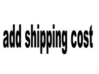Wholesale add shipping cost for special country order