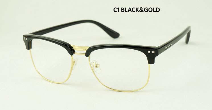 hot sale alloy legs optical glasses retro frame custom optical lense vintage band eyewear oculos tz5947 glass frames spectacle frames from melody0119