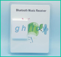 Wholesale Wireless Bluetooth Music Audio Receiver Adapter for iPhone iPad Pin Dock Speaker