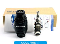 Electronic Cigarette Set Series  New Innokin Cool Fire 2 Starter Kit With Iclear 30B Atomizer