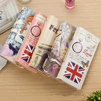 Wholesale Graffiti pattern embossed wallet variety of Korean women two fold wallet phone package