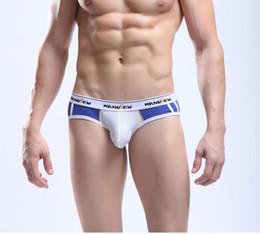 Genuine breathing holes modal men's underwear men's underwear briefs perspective