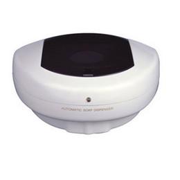 Wholesale 500ml Automatic Soap dispenser sensor liquid drop machine auto sterilizer shampoo holder electronic soap dropper