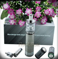 Electronic Cigarette Set Series Stainless steel High-end Kamry K103 Mechanical Extensible E cigarette Vape MOD K102 K500 KTS E-cig With Changeable Battery with Anti-counterfeiting
