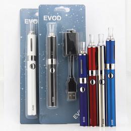 Electronic cigarette Evod Mt3 blister starter kit ego e cig cigarette kit cigarettes cigs