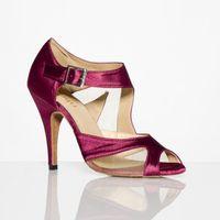 Wholesale New arrival Latin dance shoes adult women s ballroom dancing shoes soft outsole maut