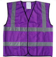 Wholesale Safety Clothing CNSS color high visibility reflective safety vest