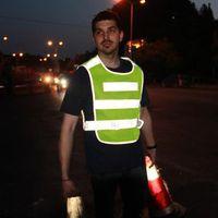 Wholesale SFVest reflective vest reflective vest traffic safety vest construction of sanitation fluorescent warning clothing