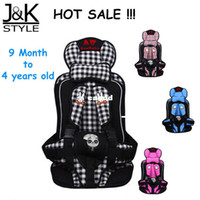 Wholesale Child Car Seat Car Baby Seats Kids Safety Seats Safe Chair Solid amp Lattice