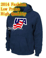 low price hoodies - Men s Athletic Hoodies USA Graphic Legend Performance Pullover Sweatshirt Hoodies Deep Blue Best Quality Low Price Fashion Fleeces Hood