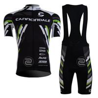 Wholesale S XXXLCANNONDALE team Breathable Short Cycling Jersey Set Unisex QSDT14SCO pc