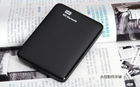 External HDD Yes Wholesale - USB3.0 2.5inch External Hard Disk WD Minidx Elements SE 500GB Portable External Hard Drive Mobile HDD