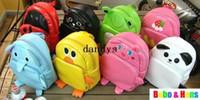 Wholesale NEW cute cartoon kid s Backpack school bag Kids gift
