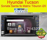 1 DIN Special In-Dash DVD Player 3.5 Inch Wholesale - car dvd HOT Android 3G WiFi Car GPS Navigation DVD Player Hyundai Santa Fe Tucson Sonata Elantra Getz Matrix Tiburon I20 Lavita